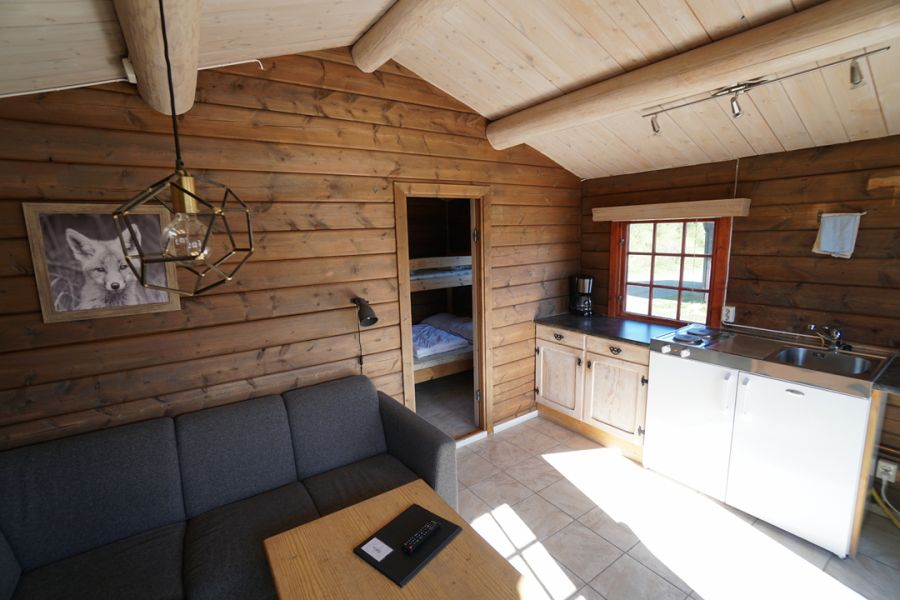 Cabin one bedroom